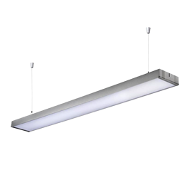 Tube LED suspendus