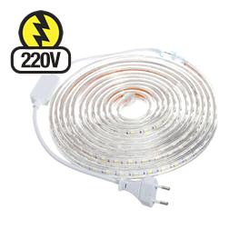 Tiras 220V LED