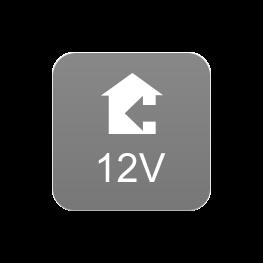 Alimentación 12V