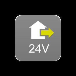 Alimentación exterior 24V