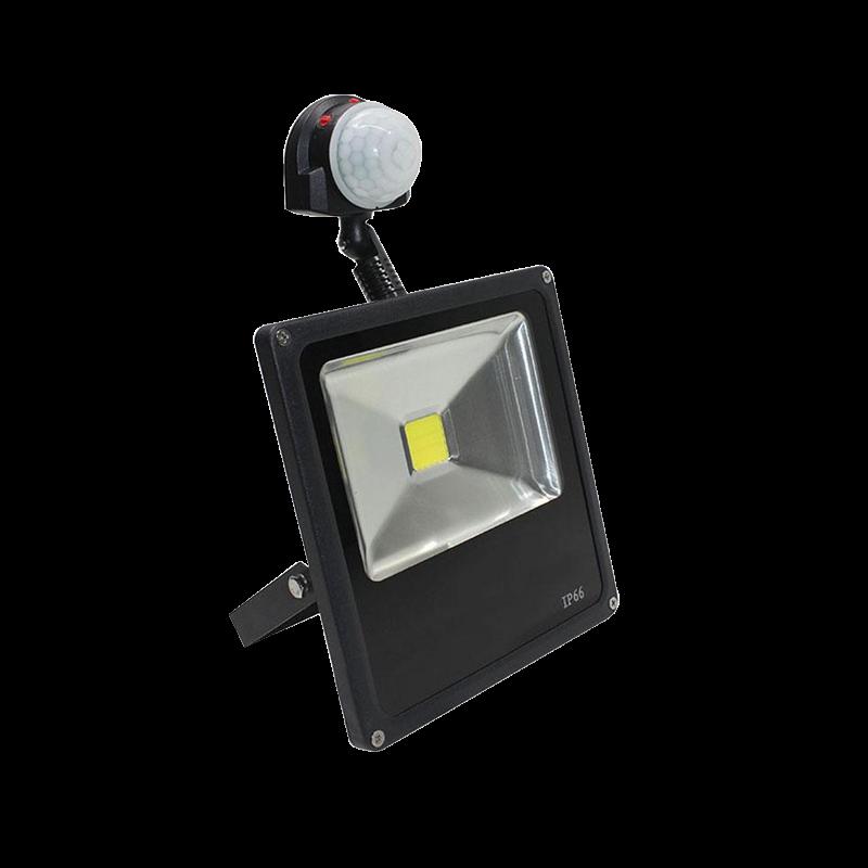 Proyectores Led con sensor de movimiento