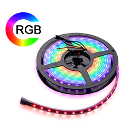 Tiras RGB LED
